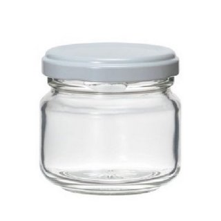 ガラス瓶 ジャム90 ツイスト