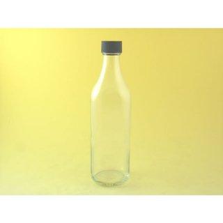 細口瓶(ネジ) 角-500ml ネジ