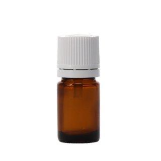 アロマ瓶 茶ドロップ栓瓶 5ml