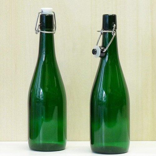 機械栓瓶-720ml 緑