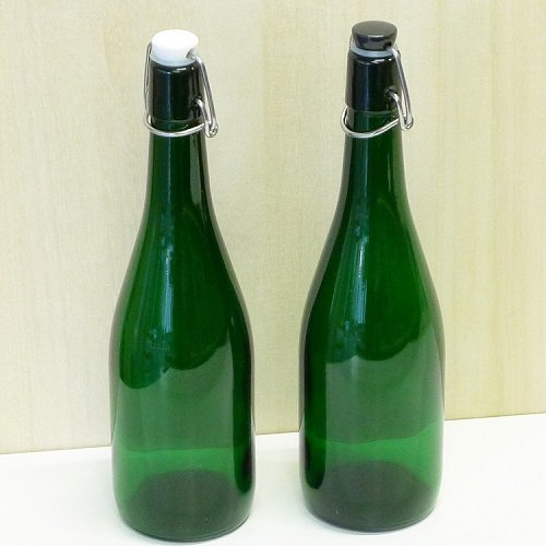 機械栓瓶-720ml 緑【画像2】