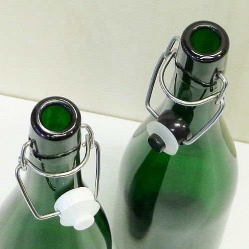 機械栓瓶-720ml 緑【画像3】