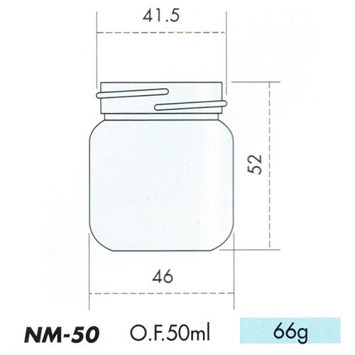 NM-50 ネジ【画像2】