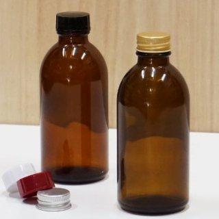 アロマ瓶 茶細口瓶