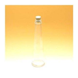 細口瓶(コルク栓・他) 円錐-200ml コルク栓