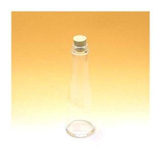 細口瓶(コルク栓・他) 円錐-120ml コルク栓