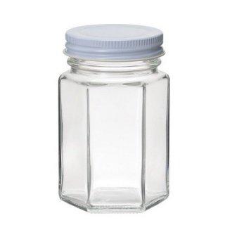 ガラス瓶 SJ(6角)-150ネジ