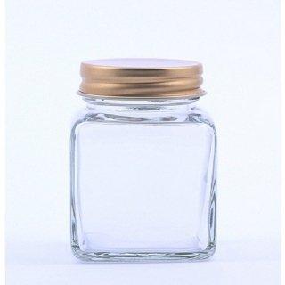 ガラス瓶 50角ビン ネジ