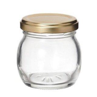 広口瓶(ツイスト) HF(球)80 ツイスト
