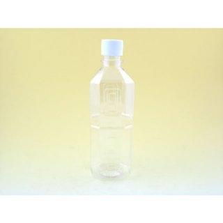 ペットボトル・PET製容器 ペットボトル 500ml角 10本セット