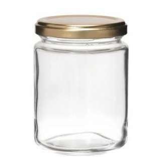 広口瓶(ツイスト) ジャム300 ツイスト