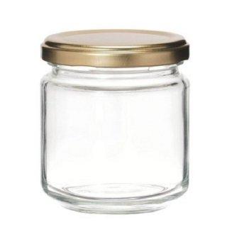 ガラス瓶 ジャム200 ツイスト