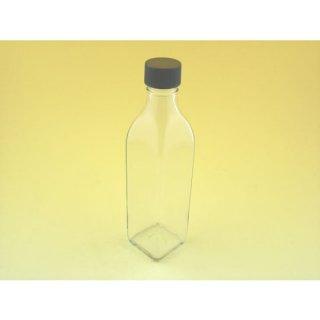 細口瓶(ネジ) 角-200ml ネジ