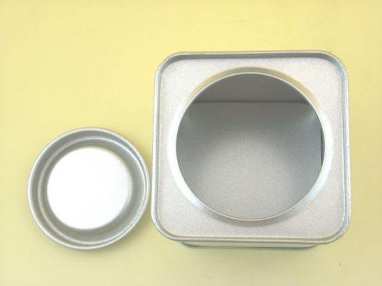 角型 紅茶缶【画像2】