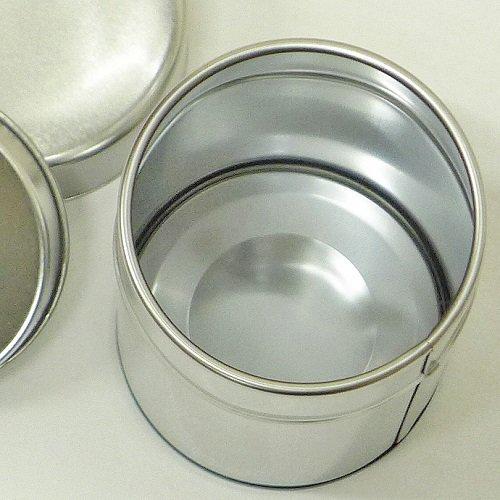 ブリキ茶缶200g【画像3】