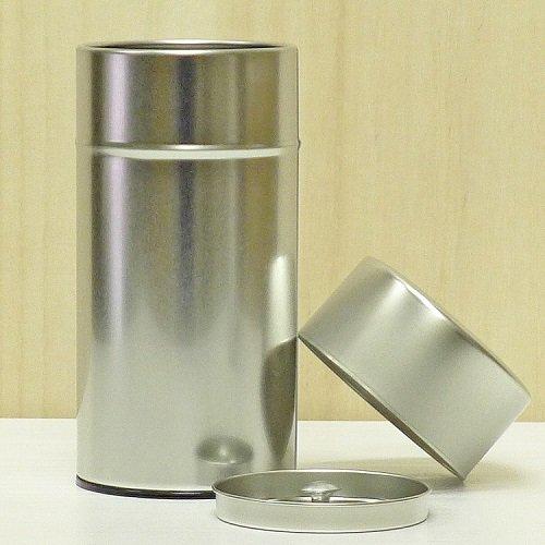 ブリキ茶缶200g【画像4】