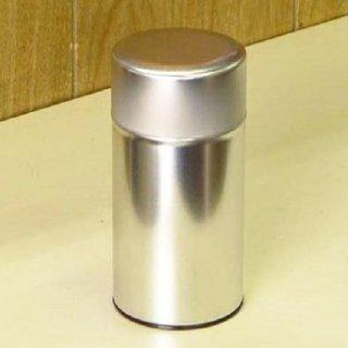 丸缶(高型) ブリキ茶缶200g