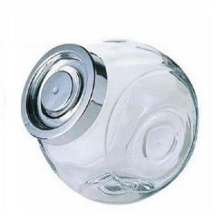 ガラスジャー・保存瓶 ネコ型ネジキャニスター2.2L