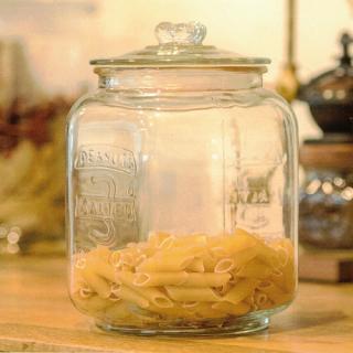ガラス瓶 ピーナッツジャー