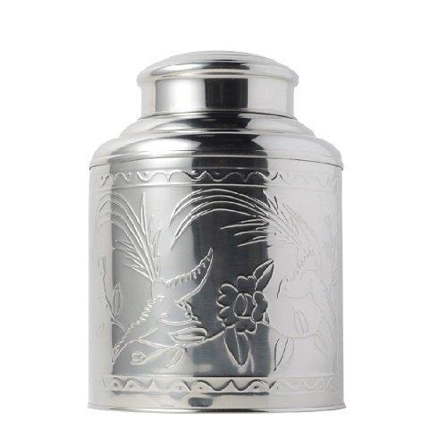 ステンレス中国茶缶300g・500g