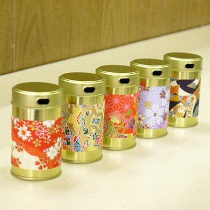 七味缶胴和紙(5缶セット)