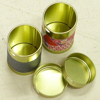 七味缶胴和紙(5缶セット)【画像4】