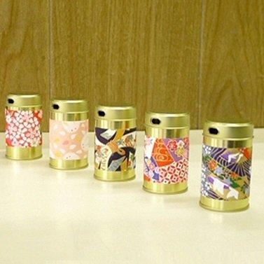 七味缶胴和紙(5缶セット)【画像7】