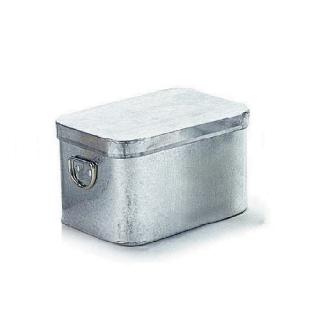 角缶 職人手打ちトタン缶2kg