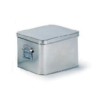 角缶 職人手打ちトタン缶7kg