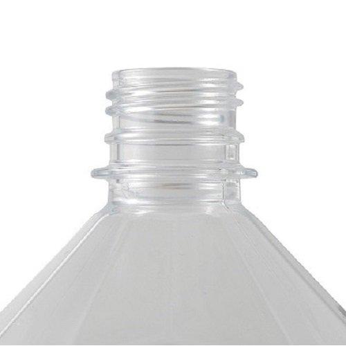 ペットボトル 1L角 1箱 (124本)【画像4】