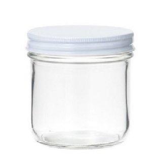 ガラス瓶 広口-400 ネジ