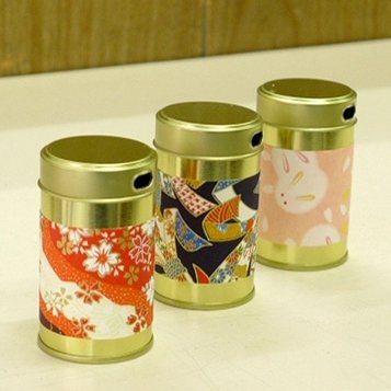 七味缶胴和紙(3缶セット)【画像5】