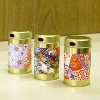 七味缶 七味缶胴和紙(3缶セット)