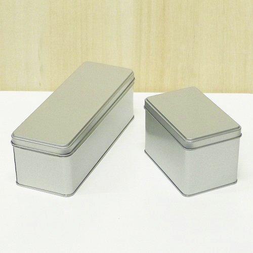銀サテン材 角缶 (長型)【画像3】