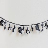 【全7色】fairy lace アクセサリー(ブドウ)