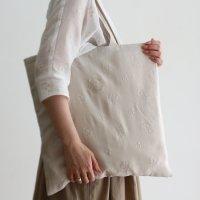 ネムノキ刺繍Bag