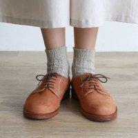 リネンコットン靴下