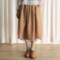 hamlet刺繍スカート