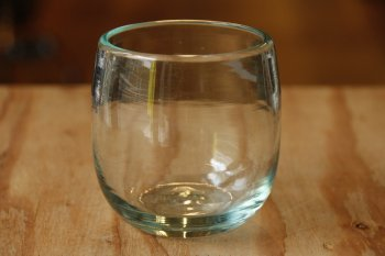奥原ガラス 琉球ガラス タルカップ ライトラムネ