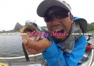 PRETTY SHAD 3.6  プリティシャッド3.6