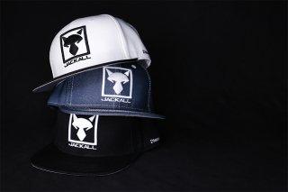 SQUARE LOGO FLAT CAP