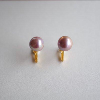バロックパールイヤリング ルベル Ruber Pearl earrings