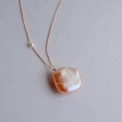 クレオサクラパールネックレス_Creo sakura pearl necklace