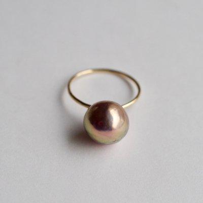 ルベルパールリング メタル Ruber Pearl ring as13