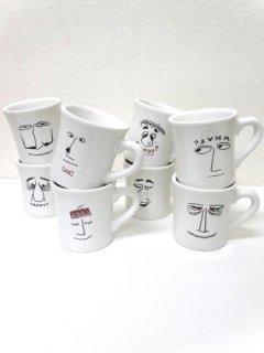 PLAY WEIRDO-MUG CUP[8個SET]