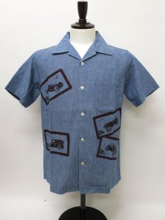 OLD LETTERS-S/S SHIRTS