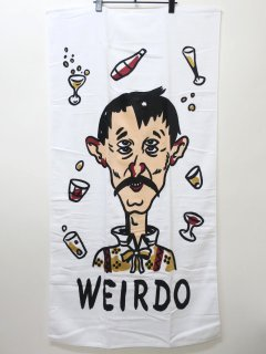 WRD COMIC-TOWEL[4EYEDOO]