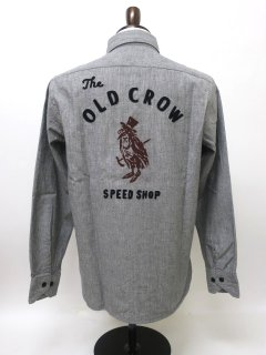 OLD CROW-L/S SHIRTS
