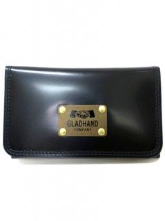 PORTER×GLAD HAND - BELONGINGS CARD CASE[BLACK]