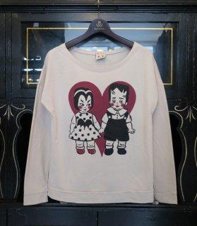 VAMPY & FRANKEY - L/S SWEAT